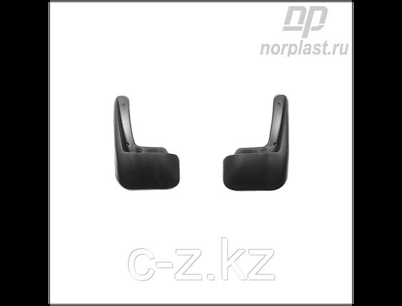 Брызговики для Hyundai Accent SD (2017-2021) задние (пара), фото 2