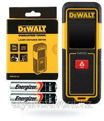 DeWalt, DW033, Дальномер лазерный 30 м
