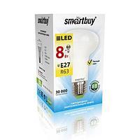 Лампа св/д R63 8Вт 3000К E27 Smartbuy