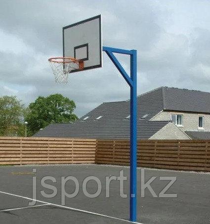 Стойка баскетбольная уличная в комплекте