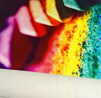NAR ПОЛИТЕКС 1.27мх50м 100g ткань для сольвентной печати