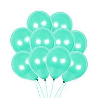 Воздушные шары латексные шар инсайдер 12 дюймов 100 шт/упаковка YuHang бирюзовый
