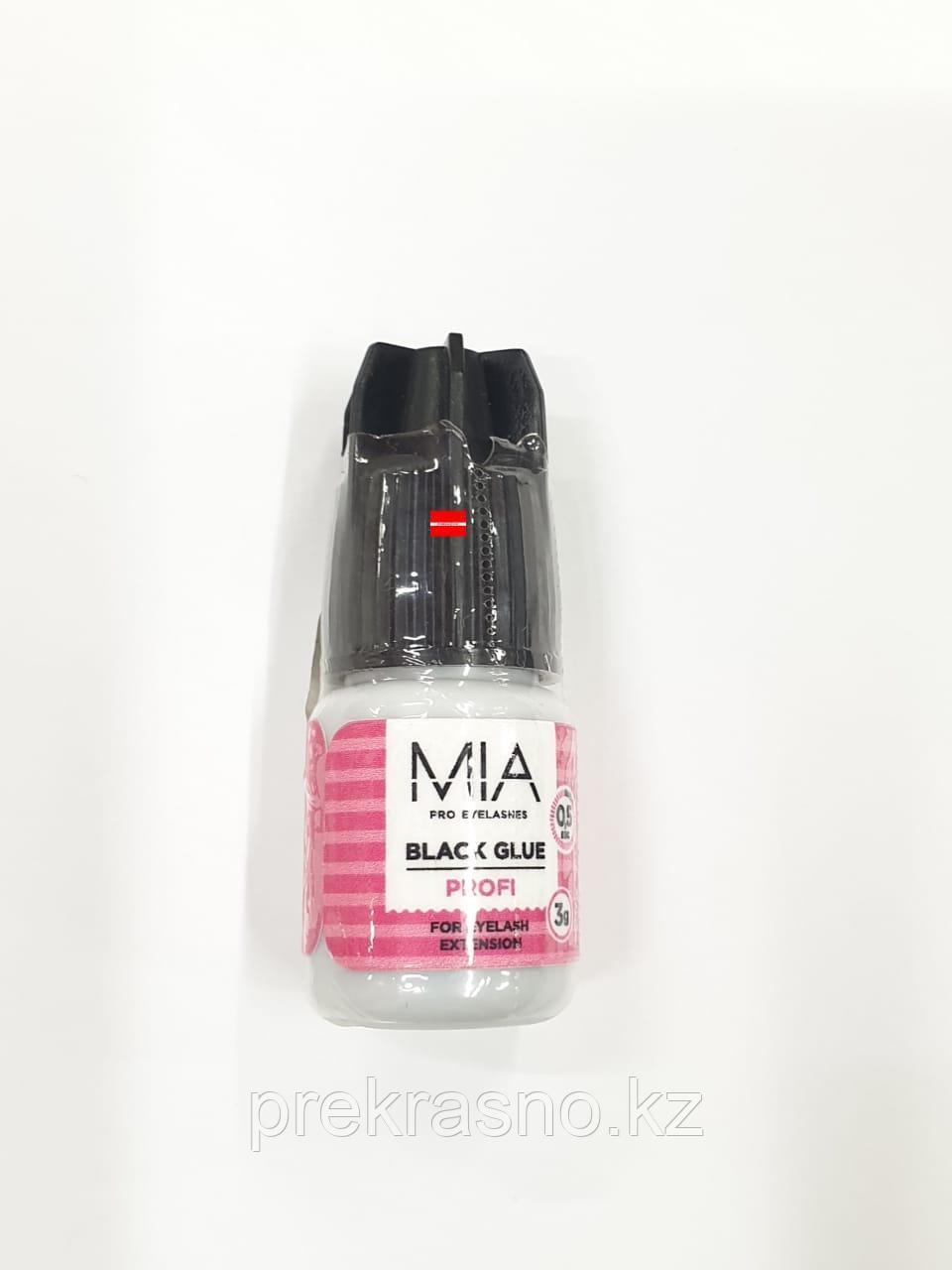 Клей для ресниц 3мл MIA Black Glue