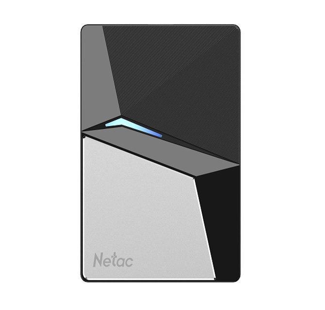 Жесткий диск SSD внешний 240GB Netac Z7S/240GB черный-серый