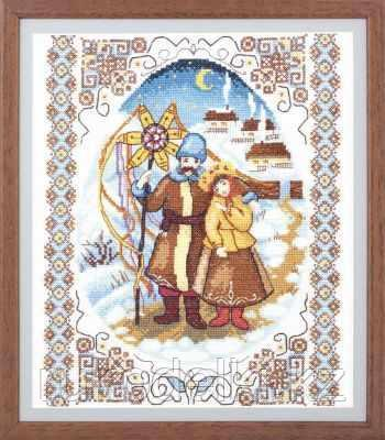 """Набор для вышивания крестом """"Вечер накануне Рождества"""""""