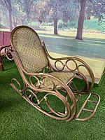 Кресло-качалка 05/17 из натурального ротанга