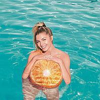 Мяч надувной «Апельсин» (диаметр 46 см), фото 5