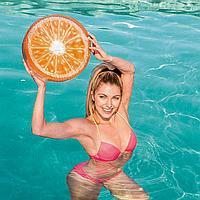 Мяч надувной «Апельсин» (диаметр 46 см), фото 4
