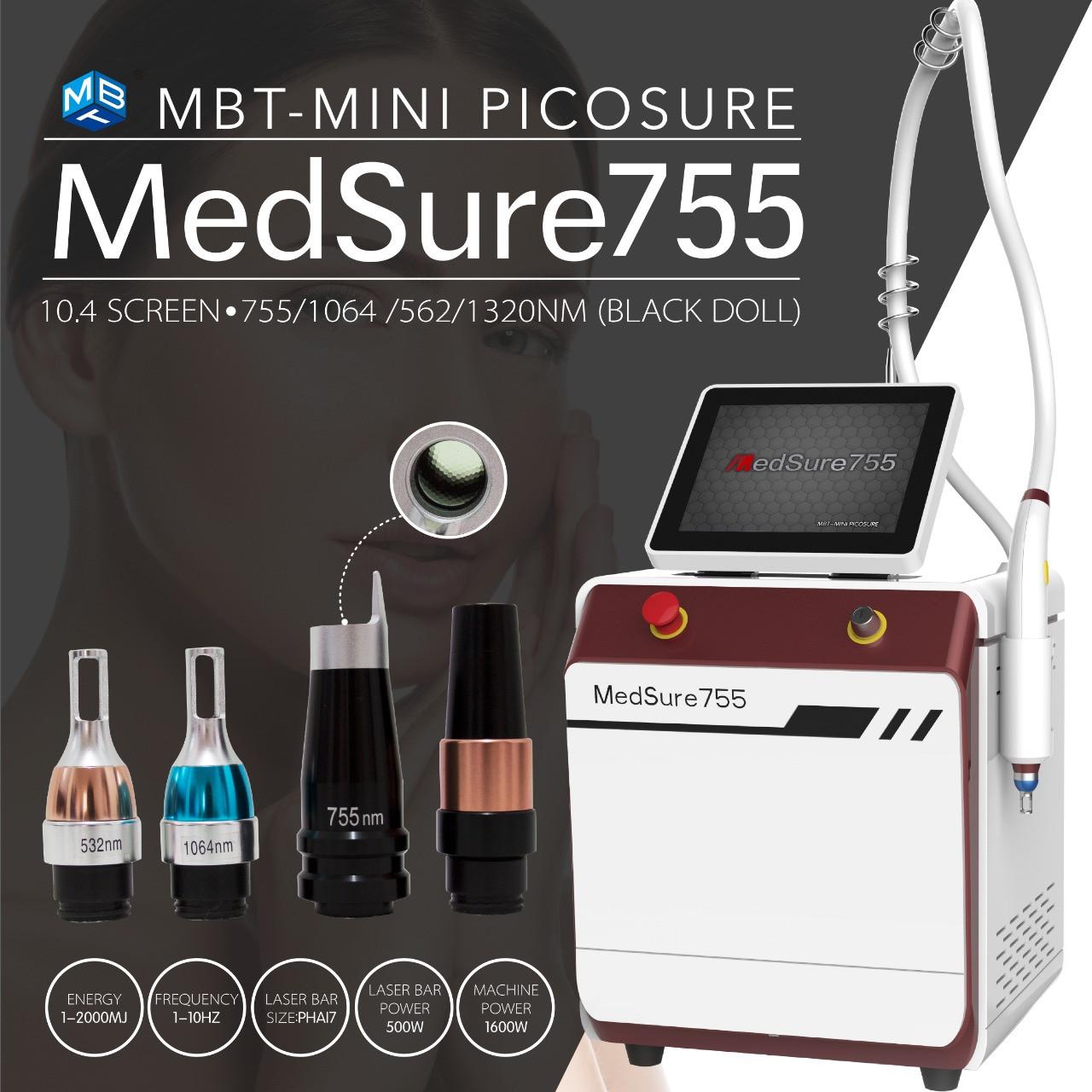 Неодимовый Лазер MedSure 755
