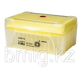Наконечники Sartorius Optifit 0,5-200мкл с фильтром (Кат. № 790201)