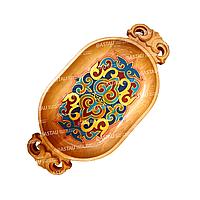 Тарелка «Адиет» роспись
