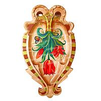 Тарелка «Архар» роспись