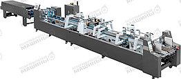 Фальцесклеивающая машина на 3-4 точки GALAXY-580BFT