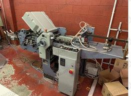 Б/у фармацевтическая фальцевальная машина Stahl 36-4K, 1994г.