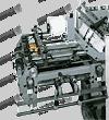 Фальцевальная машина SHOEI SPT47-6-6K с высокоскоростным стапельным самонакладом, фото 3