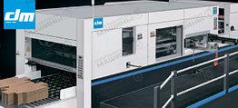 Автоматическая высекальная машина для картона с 4-сторонним удалением облоя D-MASTER 1300С