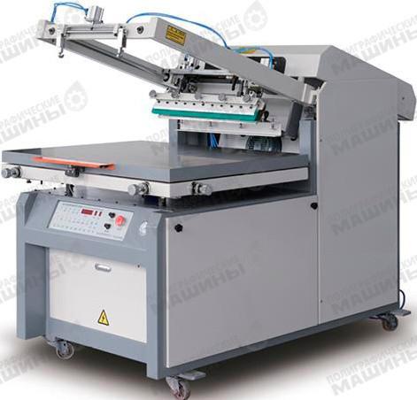 Полуавтоматический станок для шелкографии SilkPRINT – 6090
