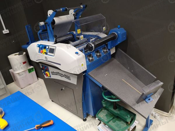 Автоматический ламинатор Foliant VEGA 400A как новый, 2017 г