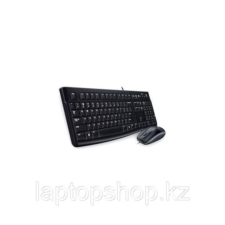 Комплект Клавиатура + мышь Logitech MK120 (проводной)