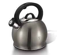 Чайник Carbon Metallic Line 3 литра (Berlinger Haus, Венгрия)