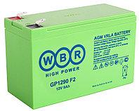 Аккумулятор WBR GP1290 (12В, 9Ач), фото 1