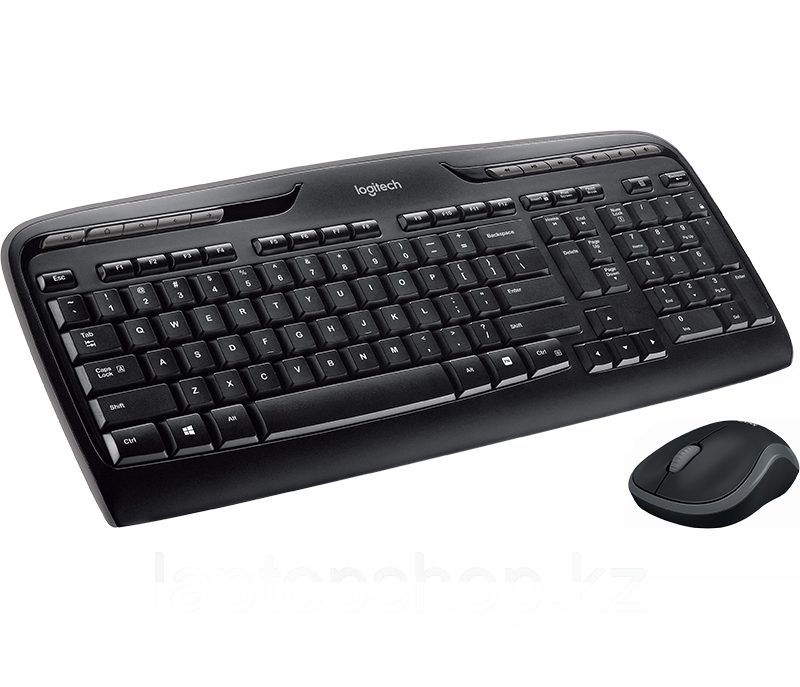 Комплект Клавиатура + мышь Logitech MK330 беспроводной