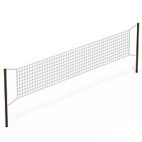 Волейбольные стойки (без сетки)