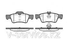 Тормозные колодки KEBO CD-8519(REMSA 991.00)