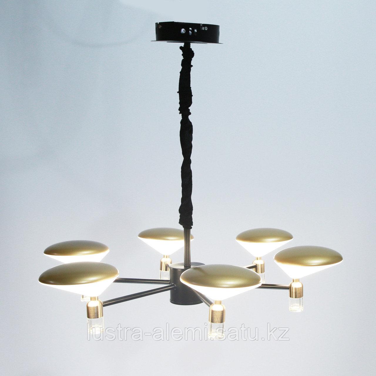 Люстра ЛЭД 8011/6 LED