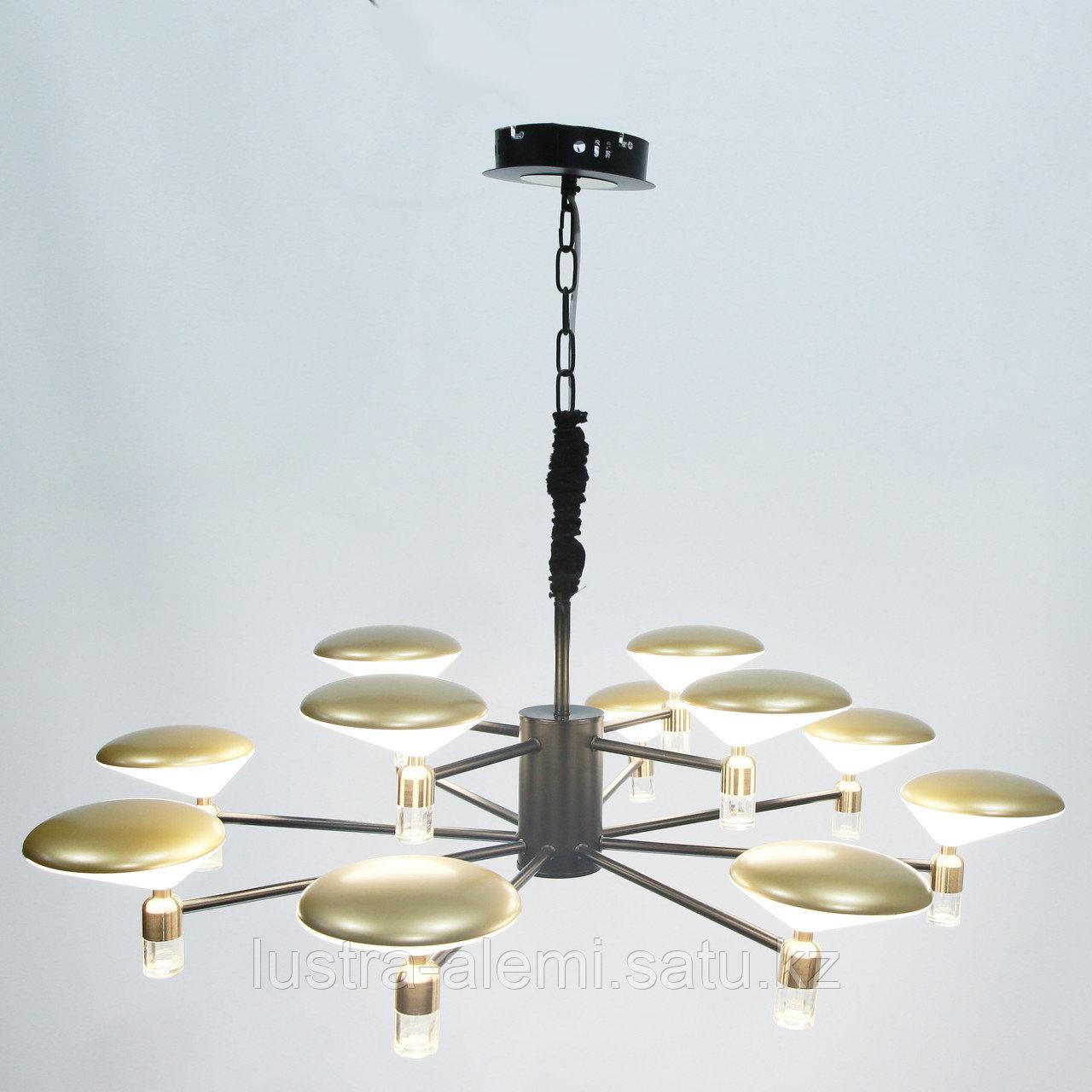Люстра ЛЭД 8011/8+4 LED