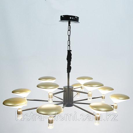 Люстра ЛЭД 8011/8+4 LED, фото 2