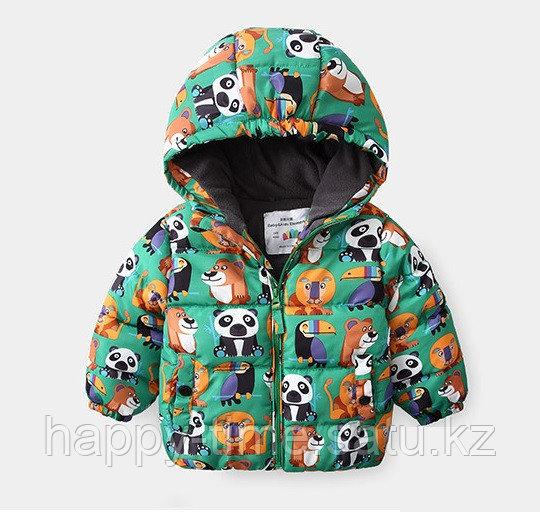 Демисезонная куртка для мальчика - фото 1