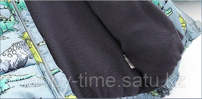 Демисезонная куртка для мальчика - фото 4