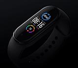 Умный браслет здоровья M5 Pro. Давления, пульс, кислород в крови, шаги, часы., фото 9