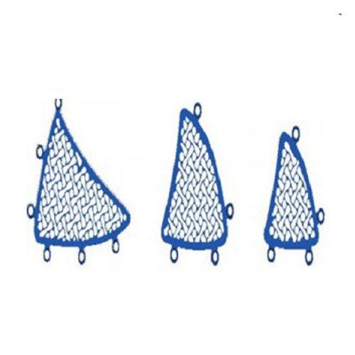 ME Пластины для восстановления сосцевидного отростка для хирургических имплантатов