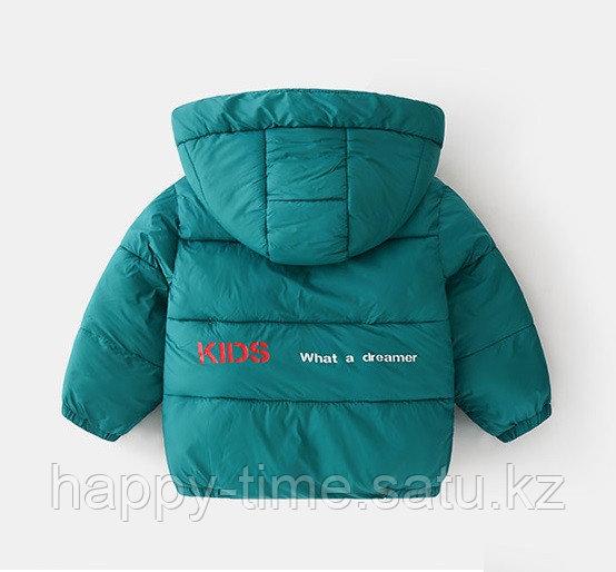Детская демисезонная куртка - фото 3