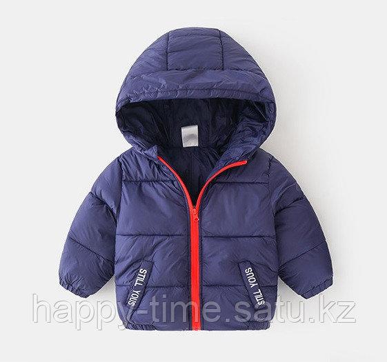 Детская демисезонная куртка - фото 4