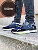Кросс adidas чер син зел под