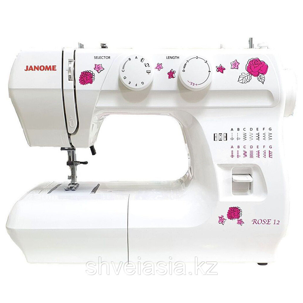 Швейная машинка Janome ROSE