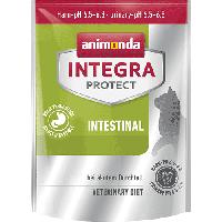 Сухой корм Integra Protect Intestinal для взрослых кошек при нарушениях пищеварения (300 гр.)