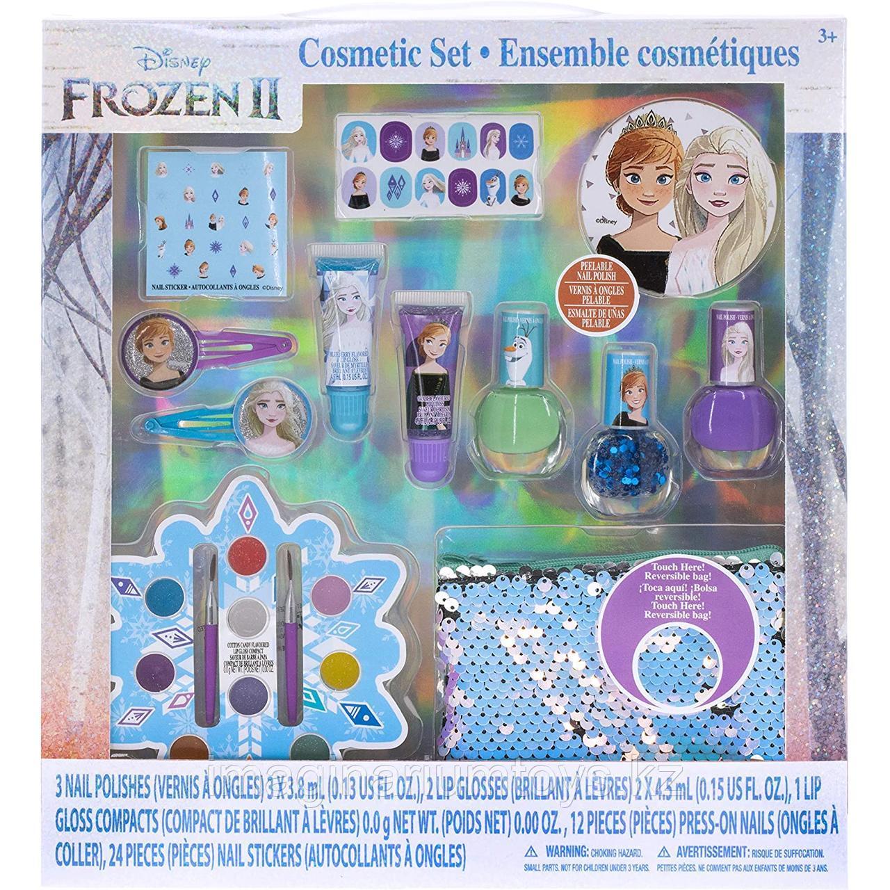 Подарочный набор детской косметики Frozen 20 предметов Townley