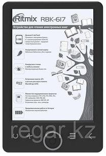 Электронная книга Ritmix RBK-617 черный