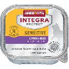 Консервы Integra Protect Sensitive с ягнененком и рисом для взрослых кошек при пищевой аллергии (100 гр.)