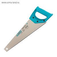 Ножовка по ламинату GROSS PIRANHA, 360 мм, 15-16 TPI, заточка 2D, калёный зуб