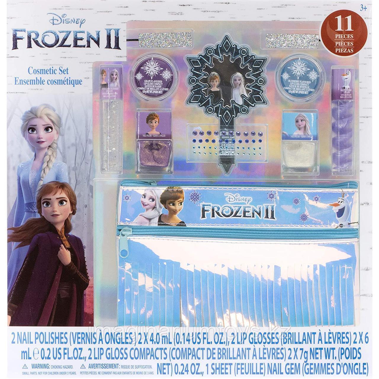 Подарочный набор детской косметики Frozen 11 предметов Townley