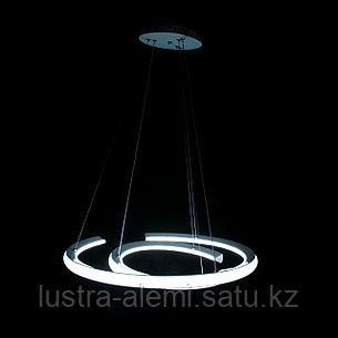 Люстра ЛЭД 88866/4+6 WH LED, фото 2