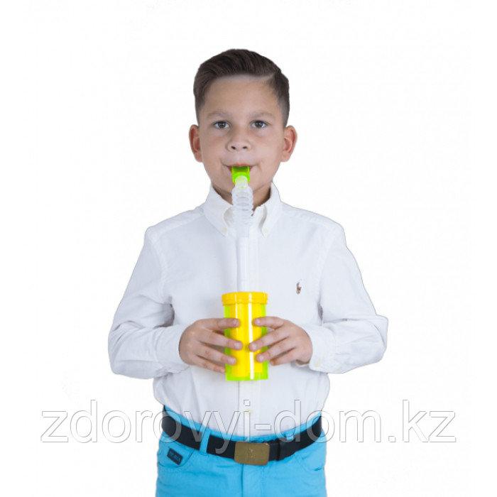 Дыхательный тренажер САМОЗДРАВ CosmicHealth for Kids