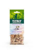 1478 Тит бит, Печенье с телятиной для щенков, 70 гр