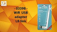 Беспроводной USB-адаптер Wifi adapter LB link