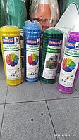 Цветное ограждение для сада и огорода 50см высота длина 8м